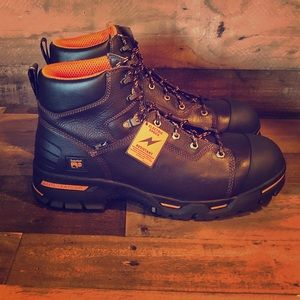 "Timberland PRO Men's 6"" Endurance Steel Toe"